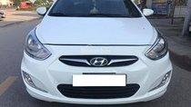 Bán xe Hyundai Accent 2012, màu trắng, số sàn, xe cọp zin