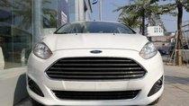Bán Ford Fiesta Titanium đời 2018, màu trắng số tự động