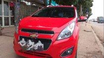 Bán ô tô Chevrolet Spark LT 2016, màu đỏ như mới, 268 triệu
