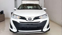 Cần bán Toyota Vios 2018, màu trắng, 516 triệu