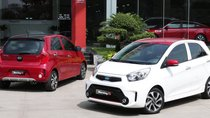 Giá xe Kia Morning tháng 3/2019: Rẻ nhất thị trường từ 290 triệu đồng