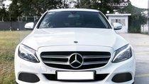 Bán Mercedes-Benz C200 màu trắng đời 2018, siêu mới hộp số 9 cấp, đăng ký 2018, biển Hà Nội