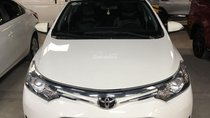 Bán Toyota Vios tự động 2016, màu trắng