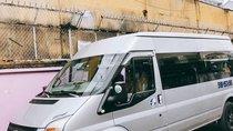 Bán Ford Transit đời 2015, màu bạc giá cạnh tranh