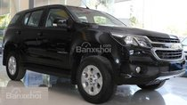 Bán xe 7 chỗ Trailblazer 4x2 MT nhập khẩu máy dầu màu đen, trả trước 15% - LH: 0945 307 489 Huyền Chevrolet