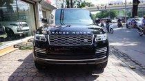 Cần bán LandRover Range Rover Autobio LWB 5.0 2018, màu đen, xe nhập