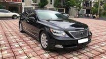 Cần bán xe Lexus LS 600hL sản xuất 2008, màu đen, nhập khẩu như mới