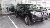 Bán Toyota Prado đời 2018, màu đen, nhập khẩu