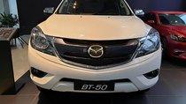 Bán ô tô Mazda BT 50 3.2L 4x4 AT đời 2018, màu trắng, xe nhập