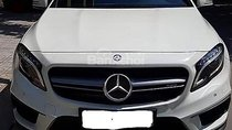 Bán Mercedes GLA45 AMG đời 2015, màu trắng, nhập khẩu nguyên chiếc