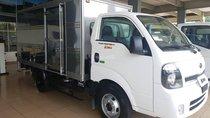 Bán xe tải Kia K200 thùng mui bạt, tải trọng 1,95 tấn, giá tốt tại Bình Dương