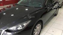 Cần bán lại xe Mazda 3 1.5 AT sản xuất năm 2015, màu đen