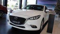 Bán Mazda 3 1.5L FL đời 2018, màu trắng giá cạnh tranh