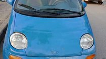 Bán Daewoo Matiz sản xuất 2001, màu xanh lam, nhập khẩu