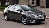 10 xe sedan giá rẻ dưới 20.000 USD tốt nhất: Không thể thiếu Toyota Corolla