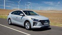 Xe điện Hyundai Ioniq 2019 công bố giá siêu rẻ 572 triệu đồng