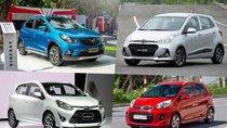 Giá gốc các xe đối thủ của VinFast Fadil là bao nhiêu?