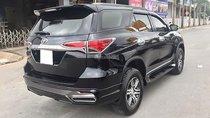 Cần bán Toyota Fortuner 2.7V 4x2 AT sản xuất 2017, màu đen, xe nhập như mới