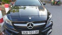 Cần bán xe Mercedes CLA 250 4Matic năm 2015, màu đen, xe nhập