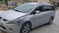 Cần bán Mitsubishi Grandis đời 2008, màu bạc, xe nhập xe gia đình