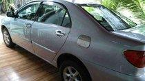 Bán Toyota Corolla Altis năm sản xuất 2003, màu bạc, 240tr