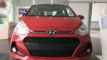 Bán Hyundai Grand i10 1.2 AT 2018, màu đỏ, 405 triệu