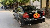 Bán Daewoo Gentra đời 2011, màu đen, xe nhập