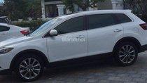 Cần bán gấp Mazda CX 9 2016, màu trắng, nhập khẩu nguyên chiếc xe gia đình