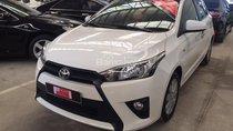 Bán Toyota Yaris E 2015, màu trắng, nhập khẩu