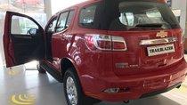 Sẵn xe Chevrolet Trailblazer 2018, giá lăn bánh chỉ từ 150 triệu, hỗ trợ giao xe ngay, LH 0904016692