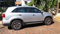 Cần bán lại xe Kia Sorento AT sản xuất 2018, màu bạc