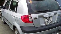 Bán ô tô Hyundai Getz năm sản xuất 2010, màu bạc, giá 235tr