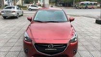 Cần bán Mazda 2 1.5AT đời 2017, màu đỏ, giá tốt