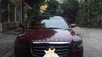 Cần bán xe Geely Emgrand sản xuất năm 2013, màu đỏ, giá tốt