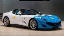 Chiêm ngưỡng siêu xe Ferrari SP3JC độc nhất vô nhị trên thế giới