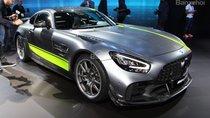 [Los Angeles 2018] Mercedes-AMG GT 2019 cập nhật từ ngoài vào trong
