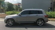 Cần bán xe cũ Mercedes GLK-Class 3.0 AT 2009, màu xám