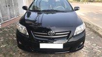 Cần bán Toyota Corolla Altis G 2009, màu đen, miễn bàn về chất lượng