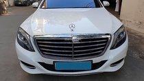 Cần bán lại xe Mercedes S400L sản xuất năm 2018, màu trắng