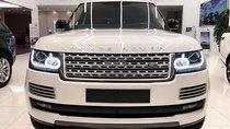 Bán ô tô LandRover Range Rover Autobiography LWB 3.0 đời 2017, màu trắng, xe nhập
