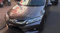 Bán Honda City 1.5 AT đời 2016, màu xám số tự động