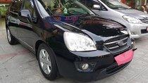 Cần bán xe Kia Carens CRDi 2.0 MT đời 2007, màu đen, nhập khẩu