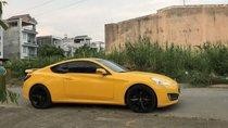 Cần bán Hyundai Genesis AT sản xuất năm 2011, màu vàng, xe nhập