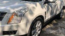 Cần bán lại xe Cadillac SRX 2010, màu trắng