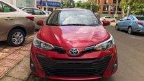 Cần bán xe Toyota Vios G 2018, màu đỏ, 606 triệu