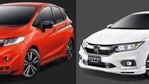 Tìm hiểu Honda City L Modulo và Jazz RS Mugen bản giới hạn dành cho Việt Nam