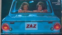 Mẫu nữ quảng cáo cho xe hơi thời Liên Xô khác gì với nay?