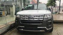 Bán Ford Explorer model 2018, xe nhập, tặng phụ kiện hấp dẫn, giao ngay tại An Đô Ford L/H: 0989.022.295 tại Nam Định