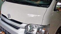 Bán Toyota Hiace MT năm 2016, màu trắng, nhập khẩu