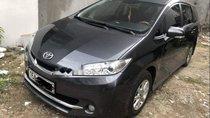 Bán xe Toyota Wish 2.0J năm 2011, màu đen, nhập khẩu